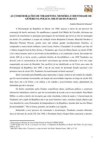 Andréa Mazurok Schactae - Fazendo Gênero