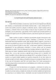 Miradas sobre el pasado latinoamericano: género, memoria y ...