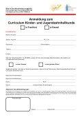 Curriculum Kinder- und Jugendzahnheilkunde - Seite 4