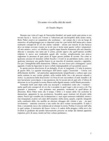 Un uomo vivo nella citt dei morti - Fazi Editore