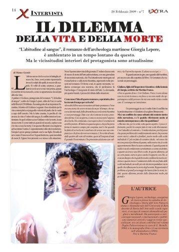 Giorgia Lepore - Fazi Editore