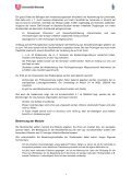 Studierendenbefragung B.A. Public Health - Sommersemester 2009 - Seite 6