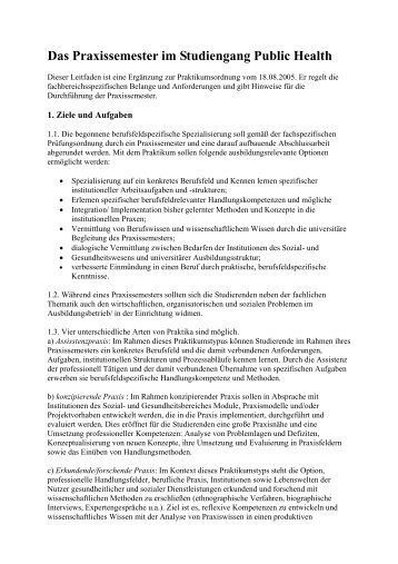 Leitfaden für Praxissemester (09.2009) (application/pdf 49.3 KB)
