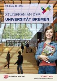 bachelor - Fachbereich 12 - Universität Bremen