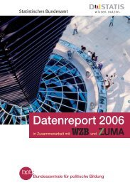 Datenreport 2006