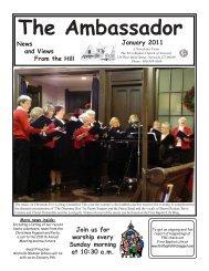 Sept 07 News - First Baptist Church of Norwich