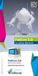 [PDF] Flyer FabCon 3.D