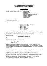 Sailershausen - Forstbetriebsgemeinschaft Hassberge wV