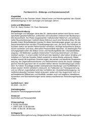 Alternative(n) in der Sozialen Arbeit: Akteur/-innen - BERGISCHE ...