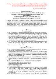 Promotionsordnung des FB 03 von 1986 (pdf-Datei, 44 KB)