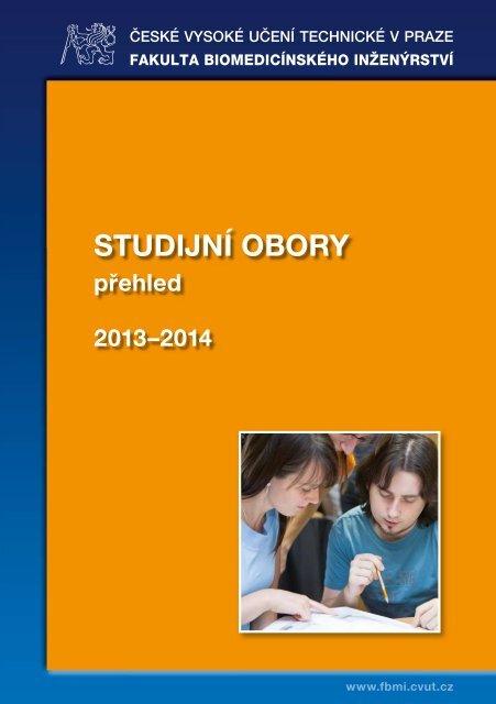 stručného letáčku o možnostech studia - FBMI
