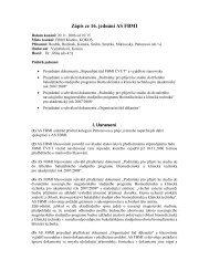 Zápis ze 16. jednání AS FBMI