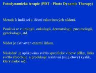 Fotodynamická terapie (PDT - Photo Dynamic Therapy.pdf - FBMI