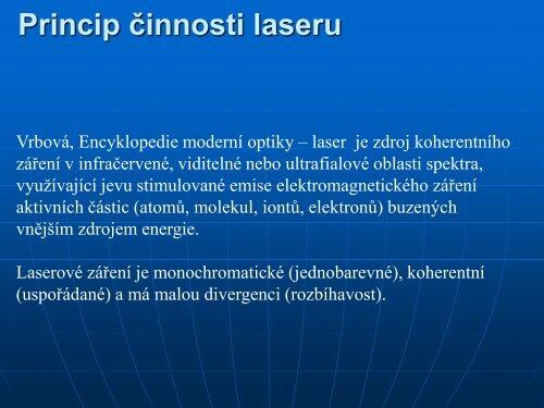 Laser a deleni laseru.pdf - FBMI