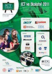 ICT ve školství 2011 - Škola OnLine