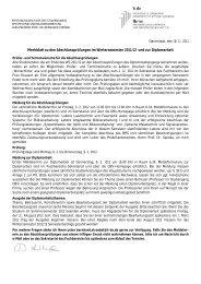 Merkblatt zu den Abschlussprüfungen im Wintersemester 2011/12 ...