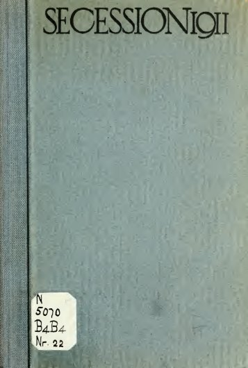 Katalog der Ausstellung - University of Toronto