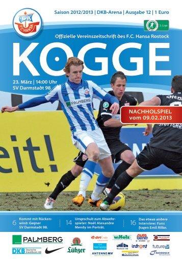 SV Darmstadt 98 - FC Hansa Rostock