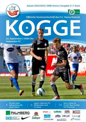 Hallescher FC - FC Hansa Rostock