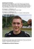 Vordere Reihe von links - FC Kirnbach 1956 eV - Seite 4