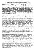 FC Kirnbach 1956 eV Saison 2012/2013 - Seite 3