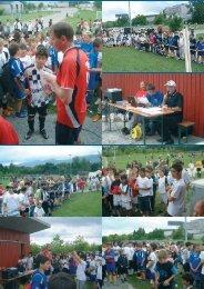 Bericht, Ranglisten und Föteli - FC Zuchwil