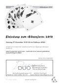 Samstag, 4. Dezember ab 8.30 Uhr Wo: Turnhalle - FC Zuchwil - Seite 5