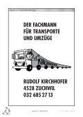 Samstag, 4. Dezember ab 8.30 Uhr Wo: Turnhalle - FC Zuchwil - Seite 6