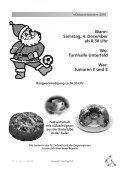 Samstag, 4. Dezember ab 8.30 Uhr Wo: Turnhalle - FC Zuchwil - Seite 7