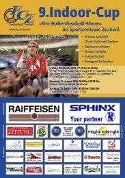Programmheft 2006 - FC Zuchwil