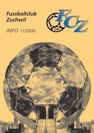 FCZ - INFO 1/2006 - FC Zuchwil