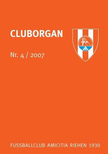 CO IV 2007 - FC Amicitia Riehen
