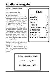 CO I 2005 - FC Amicitia Riehen