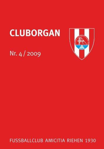 CO IV 2009 - FC Amicitia Riehen