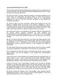 Juniorenobmannbericht Juni 07 - FC Amicitia Riehen