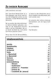 CO II 2006 - FC Amicitia Riehen