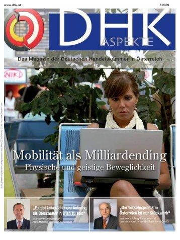 Mobilität als Milliardending -  der Deutschen Handelskammer in  ...