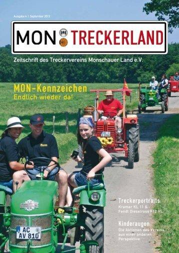 MON Treckerland - Ausg. 4