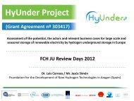 presentation - FCH JU