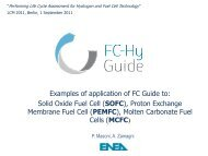 Solid Oxide Fuel Cell - FC-HyGuide