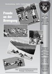 Schul- und Kultusreferat - FC Hertha München eV