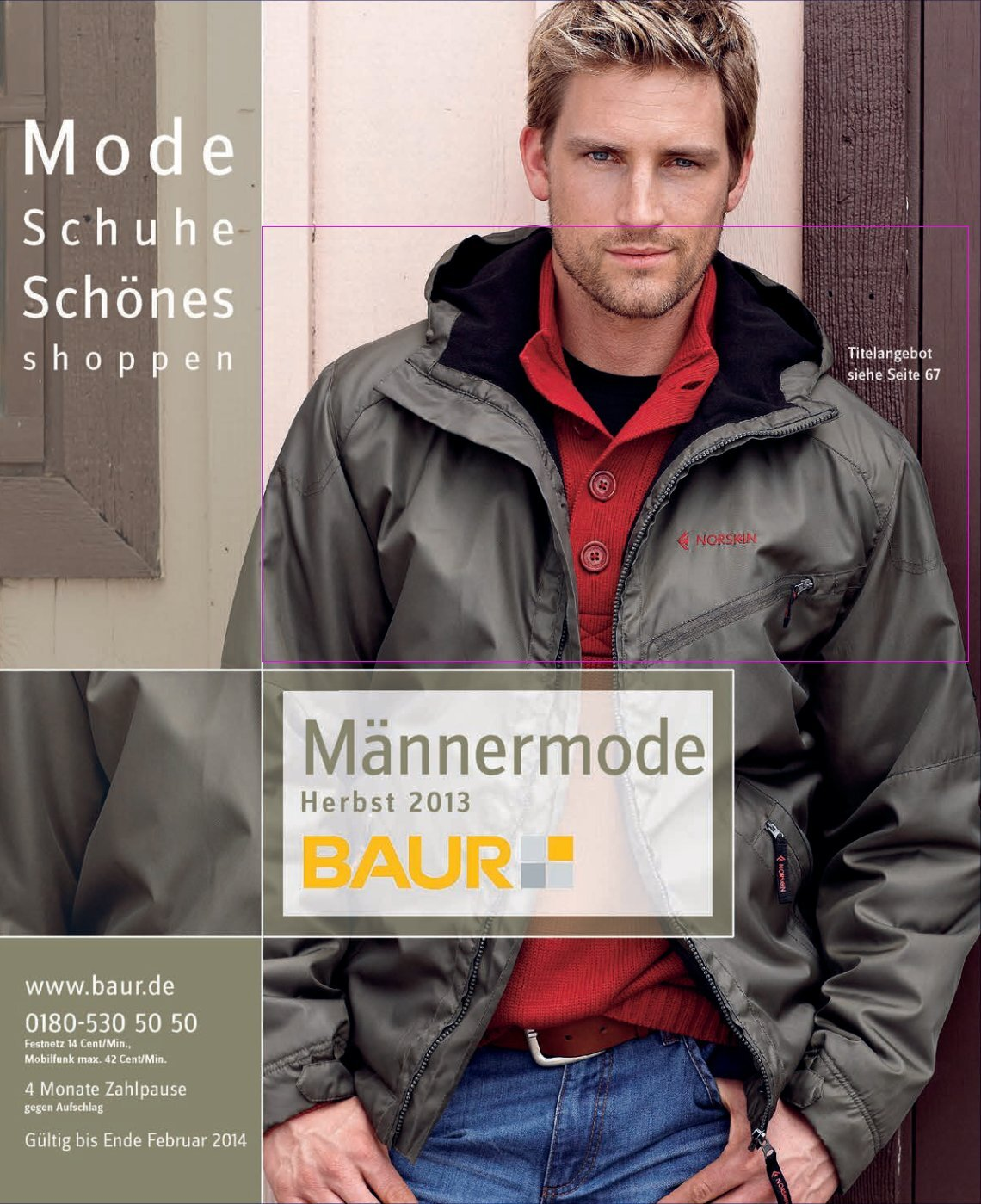 finest selection 7bd5c 6d2b0 3 free Magazines from BAUR.VERSAND