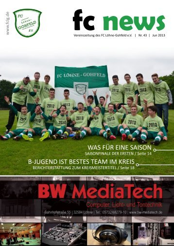 Downloadpdf 13.4 mb - FC Löhne-Gohfeld
