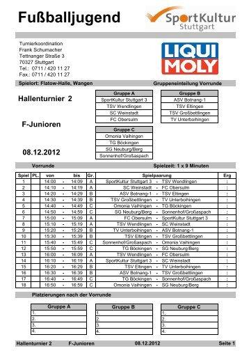 Fußballjugend - SGM Omonia-1.FCLL04-Vaihingen