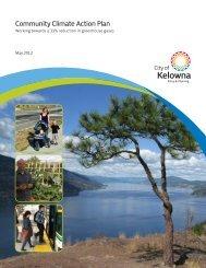Kelowna's Community Climate Action Plan - City of Kelowna