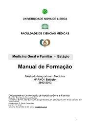 Guia de Tutores - Faculdade de Ciências Médicas da Universidade ...