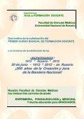 1er. congreso latinoamericano de formacion docente - Facultad de ... - Page 2