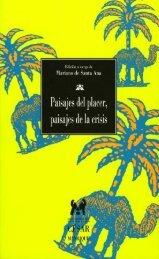 Paisajes del placer, paisajes de la crisis - Fundación César Manrique