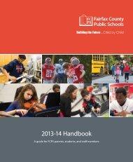 2012-13 Handbook - Fairfax County Public Schools