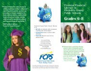 Middle - Frederick County Public Schools